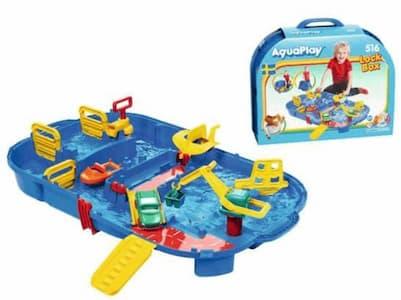 AquaPlay Aqualand Portable Lock Box - 516