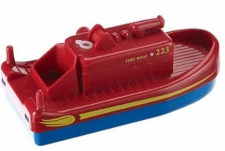 Aquaplay brandweerboot
